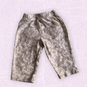 4 for $20//Grey Designed Baby Pants